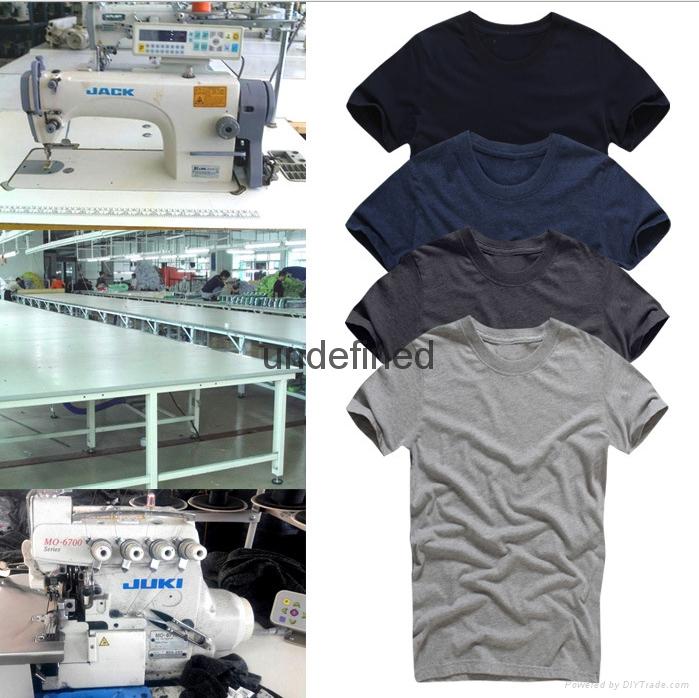空白广告T恤衫 1