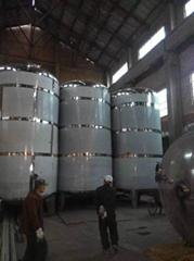 酿造沙棘醋生产线