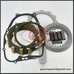 ATV & Quad Clutch Kits TRX400EX Motorcycle Clutch Disc Kits Friction Plate Dirtb