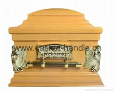 casket swing handle