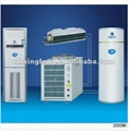 OEM for famous brand type Multi function Heat Pump Water Heaters   1