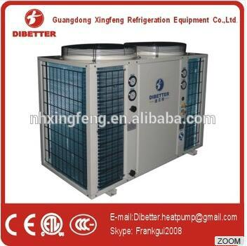 Air cooled water chiller 25KW(High EER and COP,Copeland compressor)  1