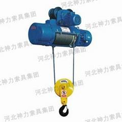 cd型钢丝绳电动葫芦价格