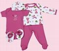 newborn baby gift set 5pcs