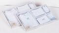 5pcs New born baby Gift set