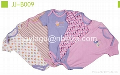 New born baby clothes 1 set lovly baby bodysuit