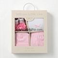 4pcs Newborn baby  gift box 3