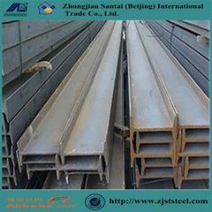 ASTM Standard steel Structural W8X15 h beam