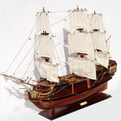 HMS PANDORA HIGH QUALITY HANDMADE WOODEN MODEL SHIP