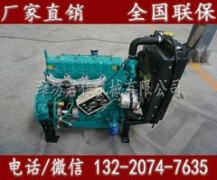 潍柴K4100D柴油发电机用发动机