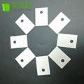 High precision white insulating 95% alumina Ceramic 1