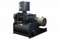 Pneumatic pressure conveying air blowers