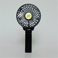 Mini battery operated cooling fan handheld personal foldable fans for travel 3