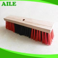 Indoor And Outdoor Push Broom