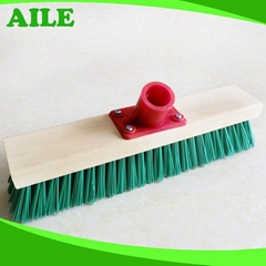 Push Broom for Fine Sweeping