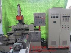 實驗型PVC造粒機|小型造粒機|橡膠塑料造粒機ZSY3/5L