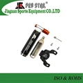 High-end Aluminum6063 CO2 Bicycle Inflator Fit for Unthreaded 16g Cartridge with