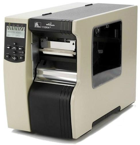供應廈斑馬ZEBRA 110XI4 600dpi 工業型條碼打印機 1