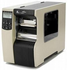 供应厦斑马ZEBRA 110XI4 600dpi 工业型条码打印机
