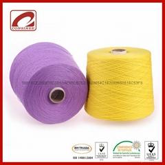 30%羊绒70%丝光羊毛纱线