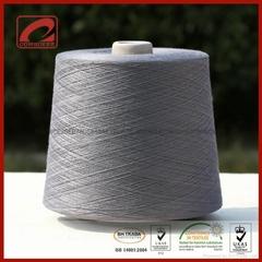 山羊絨竹纖維混紡紗線