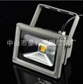 豪科10WLED氾光燈 LED大功率集成投光燈 足瓦質保3年 2