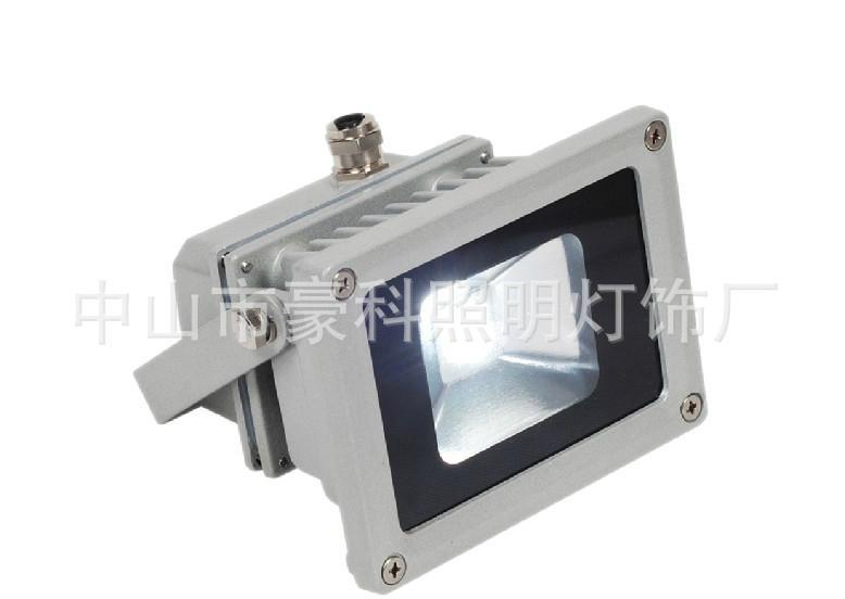 豪科10WLED氾光燈 LED大功率集成投光燈 足瓦質保3年 5
