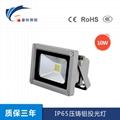 IP65壓鑄鋁投光燈-10W