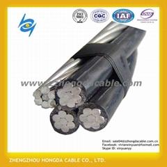 ABC 鋁合金架空線