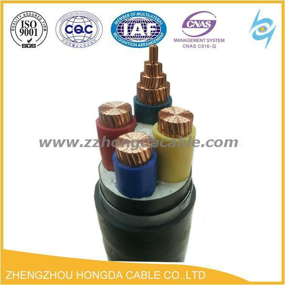 0.6/1KV耐火低煙無鹵環保電力電纜 1