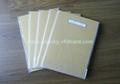 Gold inkjet printing PVC sheet