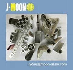 aluminum extrusion parts