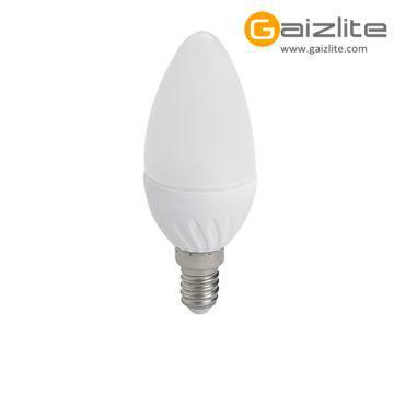 LED Candle 6.5W E14 170-265v energ saving home lighting 1