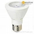 LED PAR20 8W 230V SMD COB