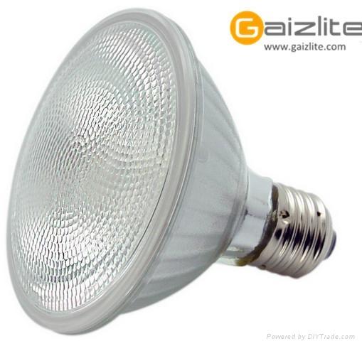 LED PAR38 18W 230V SMD LENS GLASS 1