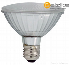 LED PAR30 12W 230V SMD GLASS