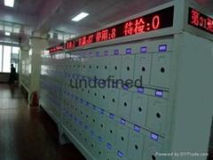 陕西供应西安西腾CLJ-104KZ智能柜式充电架