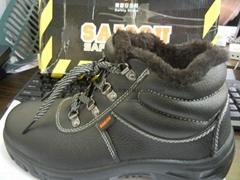 赛固防寒安全鞋