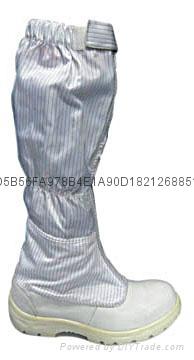 供应赛固洁净高筒工作鞋 1