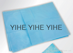 Disposable bed sheet bedspread