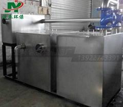 潔亞廠家供應AQTX-10T型隔油提升器 一體化隔油設備