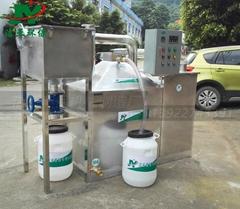 潔亞AWYT-10液壓隔油提升一體化設備