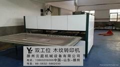 防盗门木纹转印机