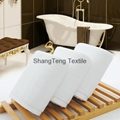 Wholesale Luxury 21 s/2 Cotton Terry Hotel bath mat