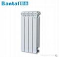 Aluminum central heating radiator