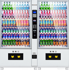 Hot Sale! Combo Vending Machine