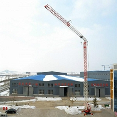QTK20 Fast Erection Tower Crane 2ton Fast Erecting Tower Crane