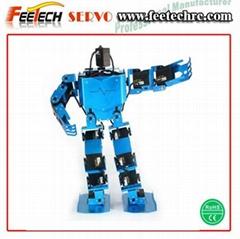 Feetech 17 DOF Raspberry Pi educational robotic