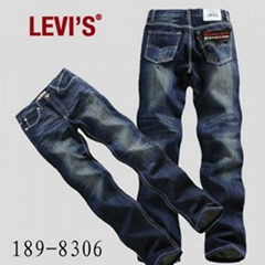 2018 new model Levis men jeans AAA quality wholesale free shipping cheap jeans