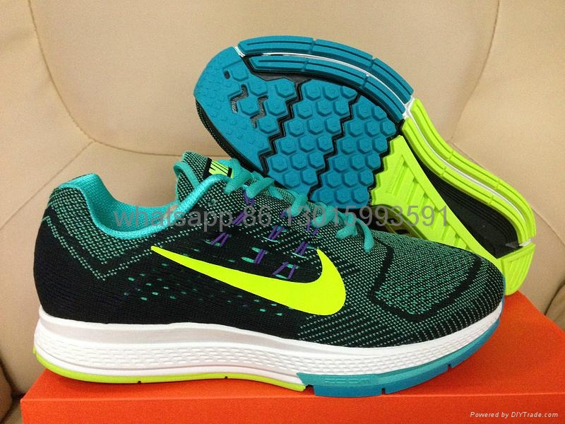 nike zoom structure 18 sports shoes on sale 2016 shoes